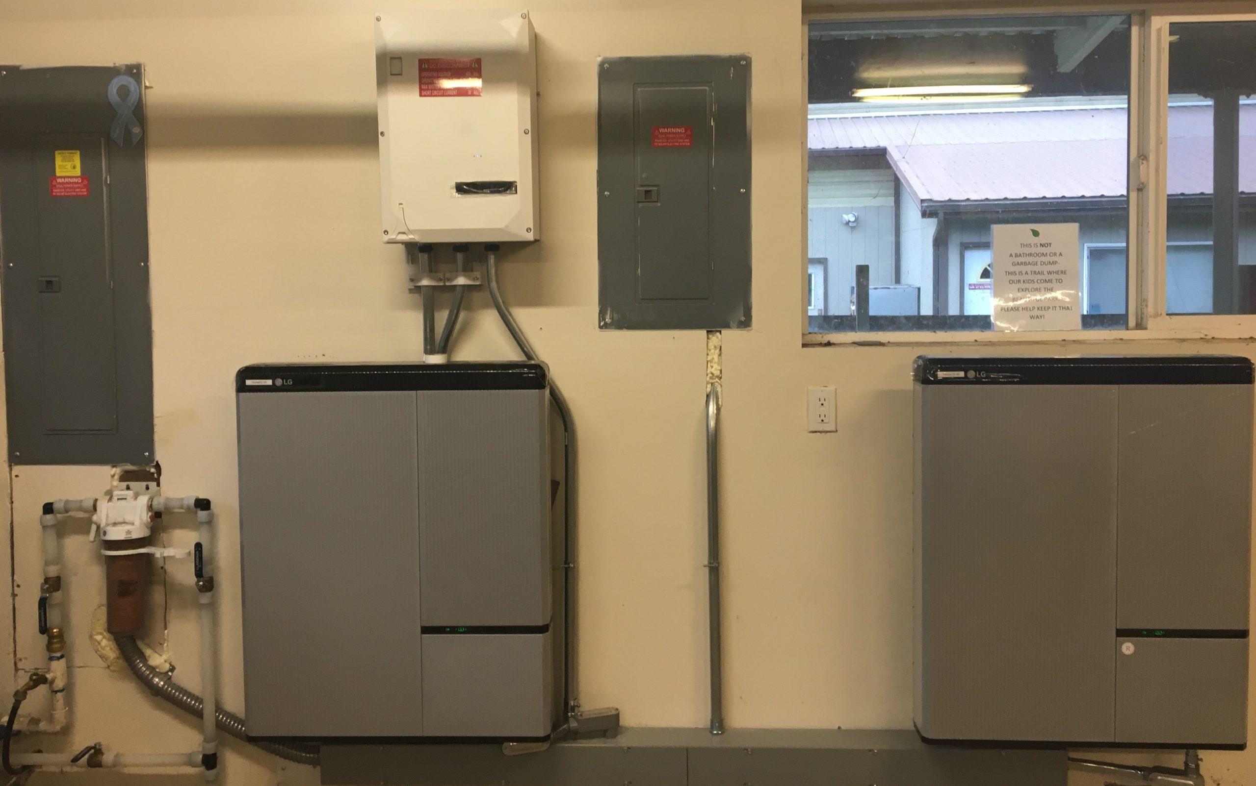 16.6kW PV Plus Storage, Enumclaw, WA